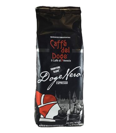 Caffé del Doge Nero zrnková káva 1kg
