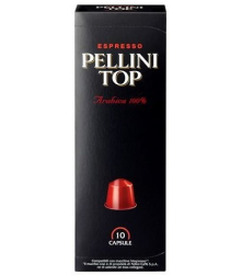Nespresso PELLINI TOP Arabica 100% 10ks