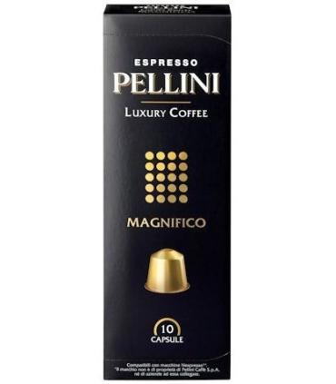 Nespresso PELLINI Magnifico 10ks
