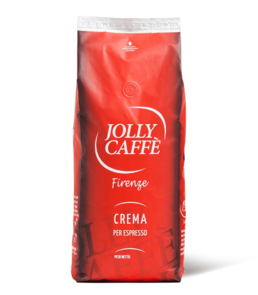 Jolly Caffé Crema zrnková káva 1kg