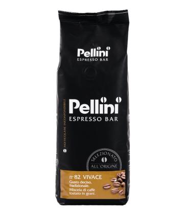 1000g balení zrnková kávy Pellini Espresso Bar N. 82 Vivace