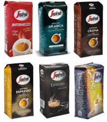 Ochutnávkový balíček Segafredo