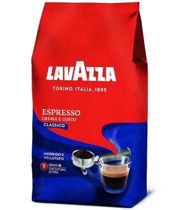 Lavazza Espresso Crema e Gusto Classico zrnková káva