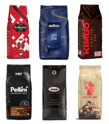 Ochutnávkový balíček Espresso