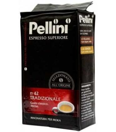 Pellini n°42 Tradizionale 250g mletá káva