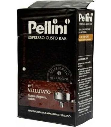 Pellini Gusto Bar n°2 Vellutato 250g mletá káva