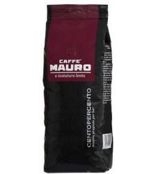 Mauro Centopercento zrnková káva 1kg