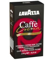 Lavazza Caffé Crema mletá káva 250g
