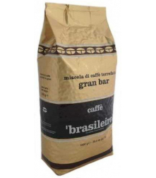 Danesi Caffé Brasileiro Gran Bar zrnková káva 1kg