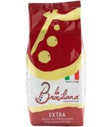 La Brasiliana Extra zrnková káva 1kg