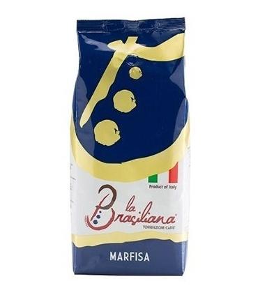 La Brasiliana Marfisa zrnková káva 1kg