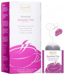 Ronnefeldt Teavelope Jasmine Tea porcovaný čaj 25 x 1,5g