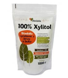 Xylitol - Sladidlo z břízy a buku