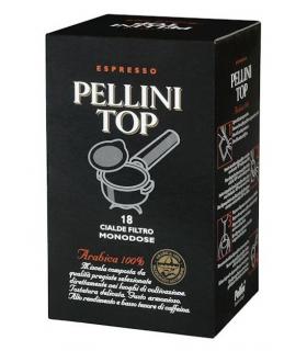 Pellini TOP 100% Arabica E.S.E. PODy 44mm 18 x 7g