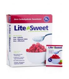 Sladidlo Lite&Sweet - Erythritol s Xylitolem 100 x 4g