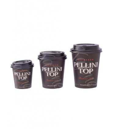 Kelímky na kávu Pellini 100ks