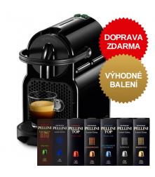 Nespresso kávovar s kávou na 2 měsíce a doručením ZDARMA1