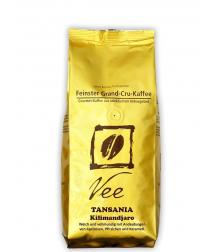 Tanzánie Kilimanjaro zrnková káva 250g