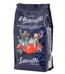 Lucaffé BluCaffé zrnková káva 700g