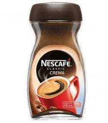 NESCAFÉ CLASSIC Crema instatní káva 200g