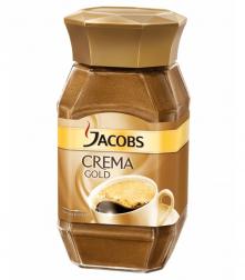 Jacobs CREMA GOLD instatní káva 200g