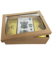 Dárkové balení HARIO Skerton + Vee kaffe