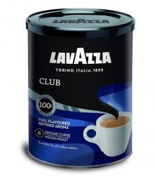 Lavazza Caffé Club mletá káva v dóze 250g