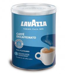 Lavazza Decaffeinato mletá káva v dóze 250g