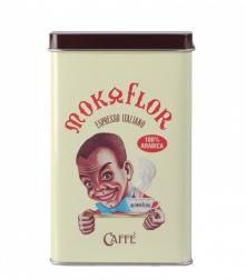 Mokaflor Moretto 100% Arabica zrnková doza 250g
