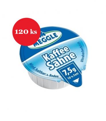 Smetana do kávy Meggle 7,5g x 120ks