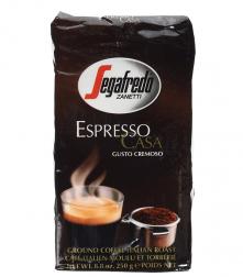 Segafredo Espresso Casa mletá káva 250g