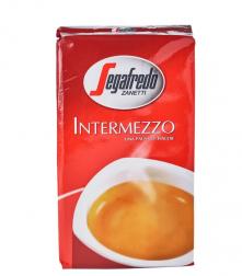 Segafredo Intermezzo mletá káva 250g