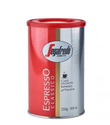 Káva Segafredo Espresso Classico mletá 250g