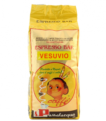 PassalacquaVesuvio zrnková káva 1kg