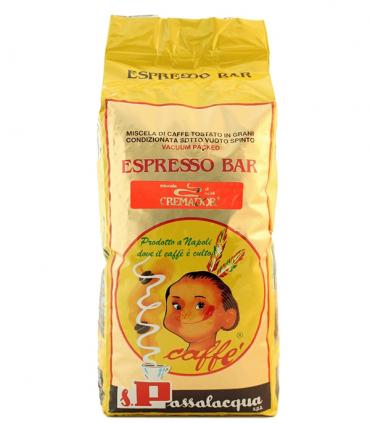 PassalacquaCremador zrnková káva 1kg