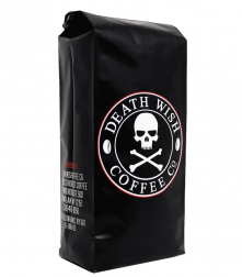 Death Wish Coffee zrnková káva 450g