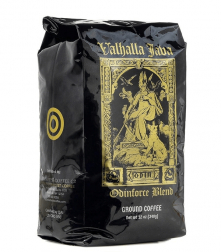Valhalla Java Odinforce Blend mletá káva 340g