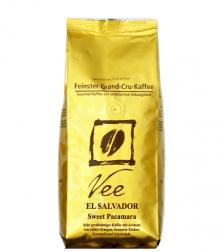 Salvador Pacamara zrnková káva 250g