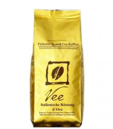 Vee's Espresso d'ORO zrnková káva 250g