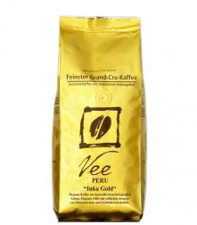 Vee's Peru Inka Gold zrnková káva 250g