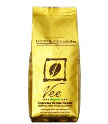 Vee's Espresso Crema Napoli zrnková káva 250g