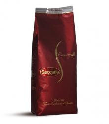 Saccaria Cremacaffé zrnková káva 1kg
