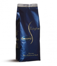 Saccaria Extrafino zrnková káva 1kg