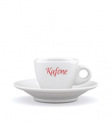 Kafone šálek espresso