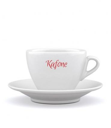 Kafone šálek cappuccino