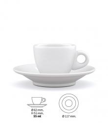 Šálek Portofino Espresso