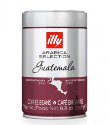 illy Monoarabica Guatemala zrnková káva v dóze 250g