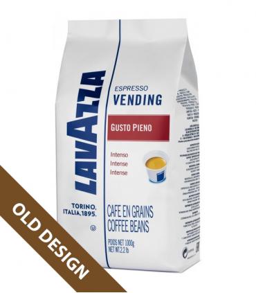 Lavazza Vending Gusto Pieno zrnková káva 1kg