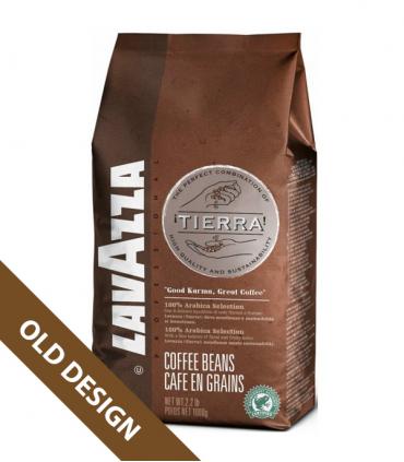Lavazza Tierra! zrnková káva 1kg