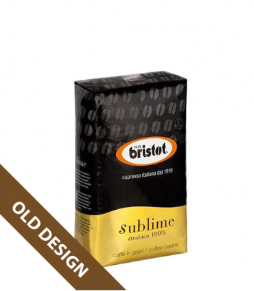 Bristot Sublime zrnková káva 1kg